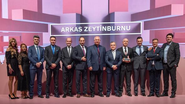 Arkas Otomotiv ve Volcar'a 4 ödül birden