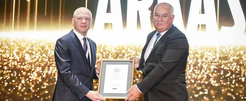Arkas Otomotiv Ford'a Ödül