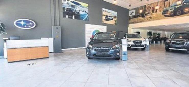 Subaru Şimdi Arkas Otomotiv'de